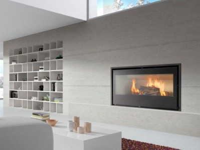stunning beautiful foto insertables with chimeneas de lea modernas with chimeneas de lea modernas with chimeneas de lea modernas - Chimeneas De Lea Modernas
